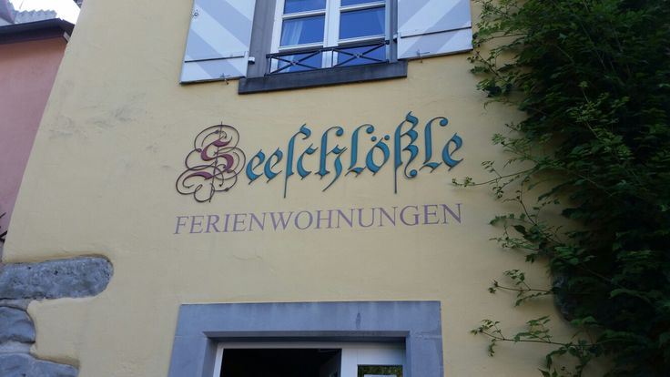 Seeschlössle Meersburg
