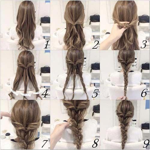 20 Terrific Hairstyles For Long Thin Hair #longhairideas