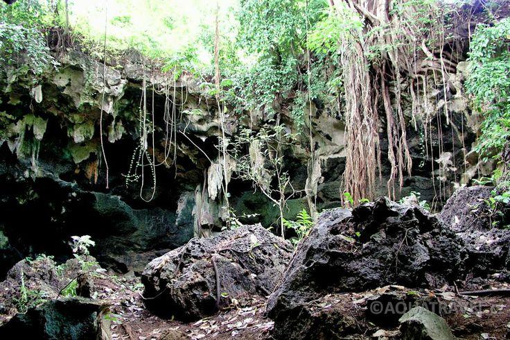 Jeskyně na ostrově Selayar