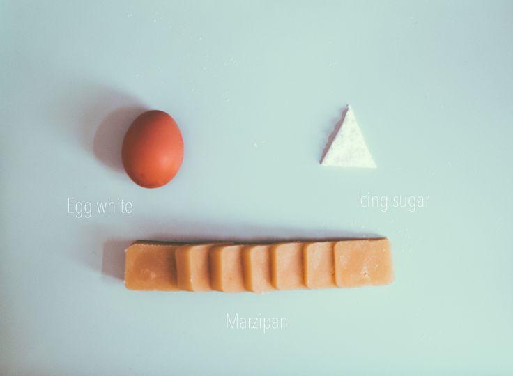 Ingredients for Kransekage