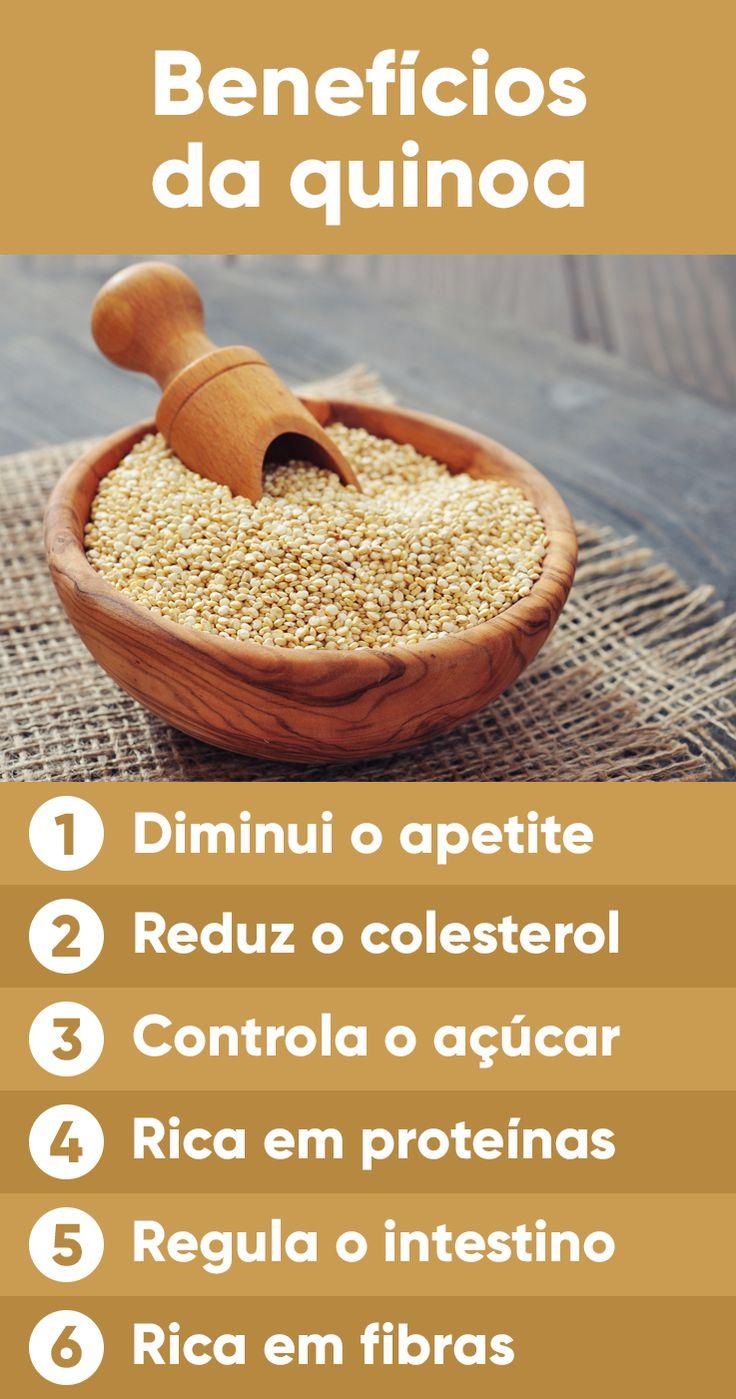 Quinoa emagrece porque é muito nutritiva e pode ser usada como substituto do arroz, por exemplo, aumentando o valor nutritivo da alimentação.