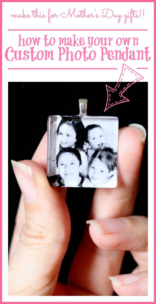 Glass Tile Pendants - Sugar Bee Crafts - - great idea for Mother's Day (and it's only a couple dollars to make!)