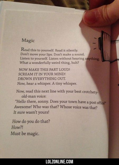 Read This To Yourself. Read It Silently.#funny #lol #lolzonline