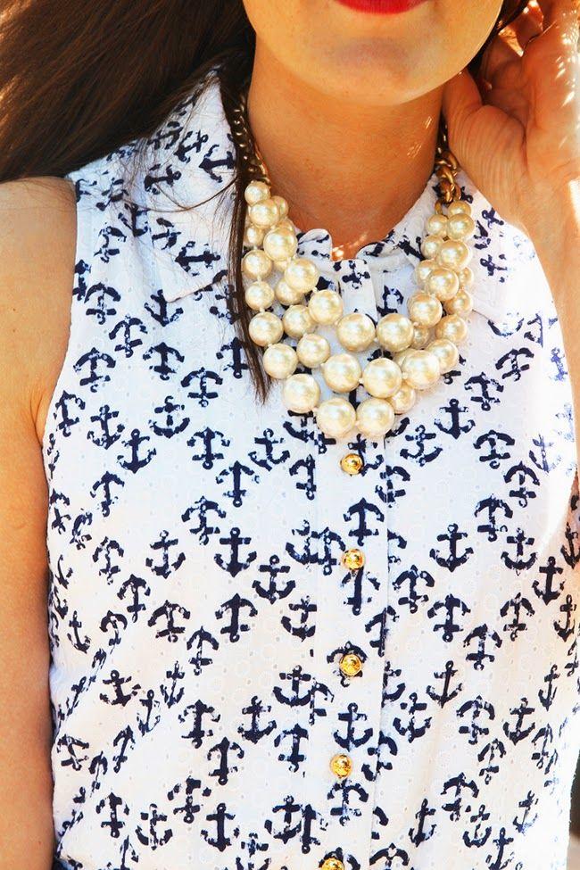 Anchors & Pearls