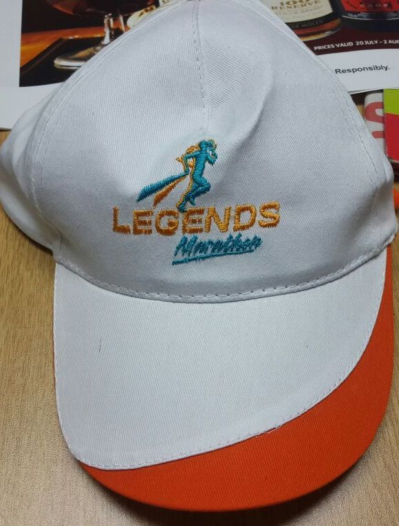 #LegendsMarathon Bonus Gift Hamper #Giveaway for 5 days only-enter now as often as yu can, more entries, more chances of winning!