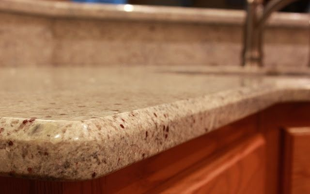 1 4 Inch Bevel Granite Countertops Granite Countertops Colors Granite Countertop Edges