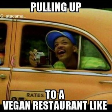 lol! oOOoh, I can relate to this one! #MyVeganJournal
