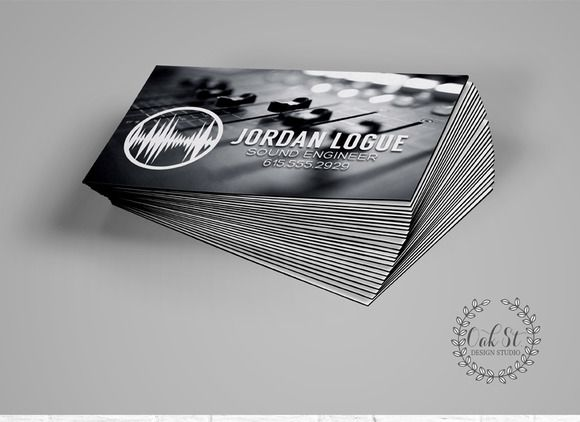 13 best Business cards images on Pinterest Business card design - sound engineer resume sample