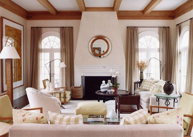 David kleinberg beautiful sitting room via interior for Beautiful sitting rooms