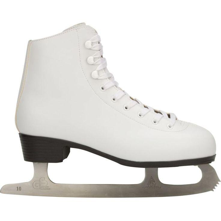 Figure Skating Shoes Sport Activity Figure Skates White Women Classic Size 36 #FigureSkatingShoes