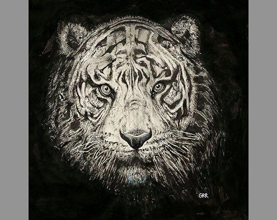 Big Cats  Tiger by GlenRonald on Etsy, $50.00