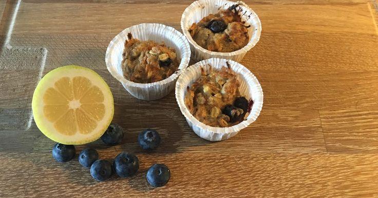 Fuldkornsmuffins Snack til børn Sund snack