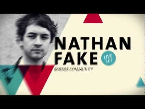 Event trailer for Nathan Fake Party @ Hinterhof #Basel.