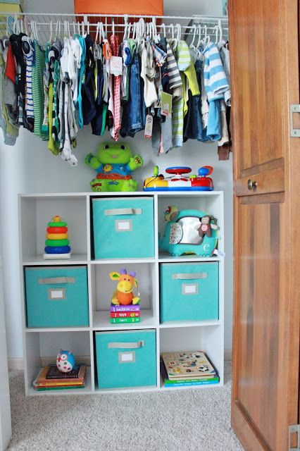 YAY. Organizers!! Can't wait to hit up IKEA and fill my house up with these. So great for the nursery..... can't switch up with bins/decorations/books/toys etc. Whatever suits you and it always looks good! Plus if you paint the wall behind it you can still see color. love love.