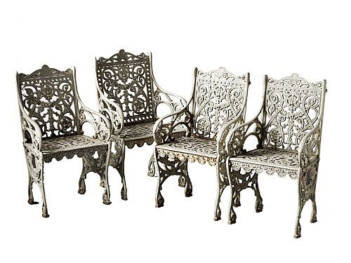 Antique Garden Seating - 75 Best Cast Iron Outdoor Furniture Images On Pinterest Gardens