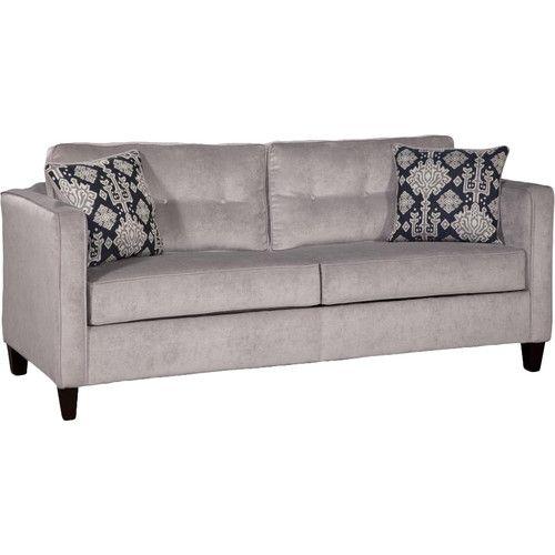 Mercer41 Serta Upholstery Mansfield Queen Sleeper Sofa