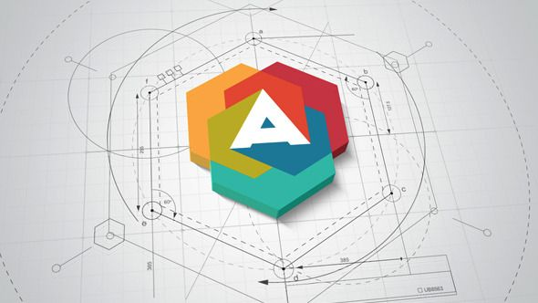 Architect Logo Reveal  After Effects Template - Download template here : http://videohive.net/item/architect-logo-reveal/12893716?ref=pxcr