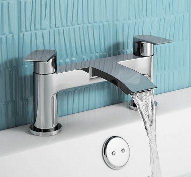 Nelas Bath Filler Mixer Tap [PT-TB143] - £78.69 : Platinum Taps & Bathrooms
