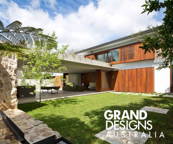 Hunters Hill House on Grand Designs Australia One of my two favourites from the show