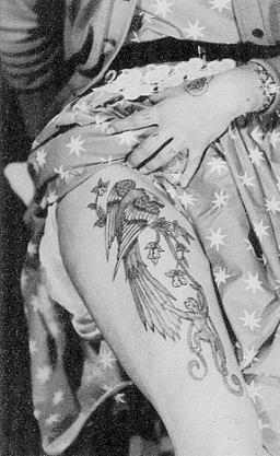 "Тату салон ""Master & Tattoo"" - татуировки в Калининграде - Новости - Ретро татуировки"