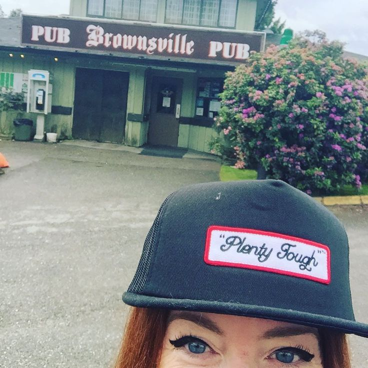 """26 Likes, 2 Comments - Kelly Shea (@kellyshea) on Instagram: """"One needs to be tough when you start your work day at the Brownsville Pub...#brownsvillepubfilmday…"""""""