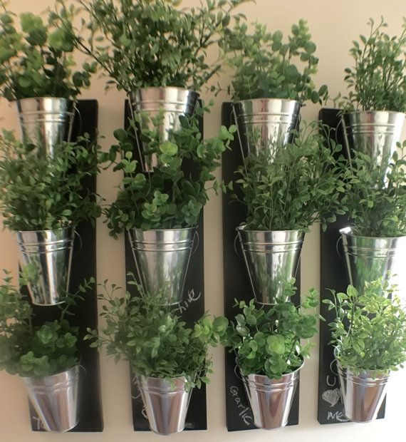 Indoor Wall Planter от HomeOniship на Etsy
