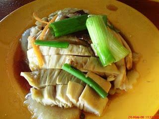 Fatty Loh Chicken Rice