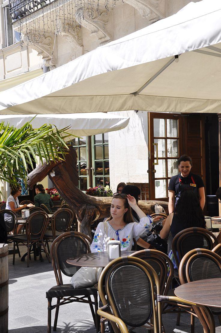Atlas cafe, Lviv