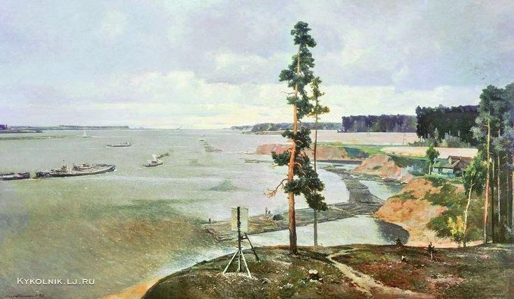 Нисский Георгий Григорьевич (1903-1987) часть вторая. 1941-1950 годы - «Впечатления дороже знаний...»