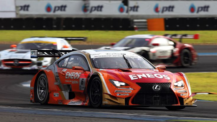 LEXUS GAZOO Racing SUPER GT 2015年 第3戦 ブリーラム(タイ)ダイジェストムービー