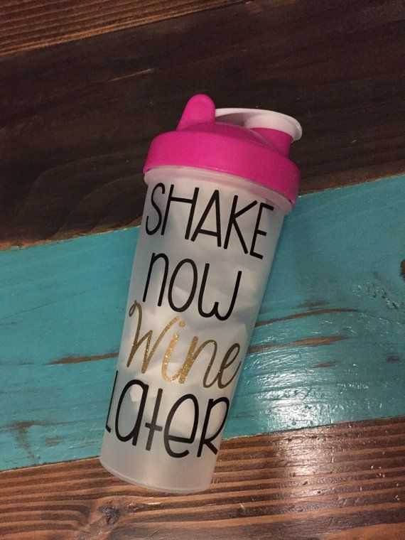 Custom Shaker Cups by JRCustomCreation on Etsy