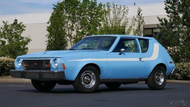 1975 AMC Gremlin X