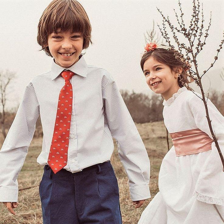 Looks de Primera Comunión tanto para niña como para niño. Todo de alquiler. www.bonmikids.com