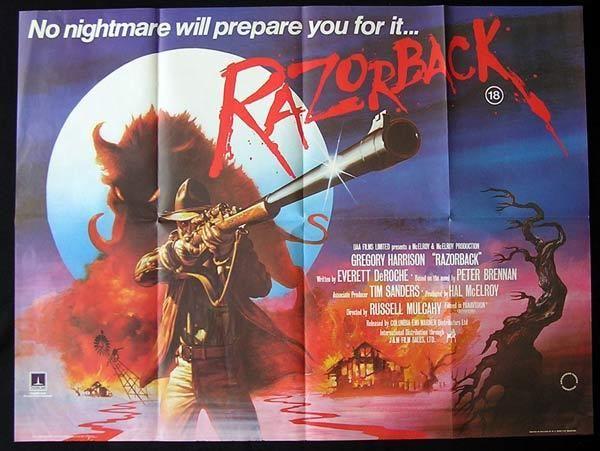 Russell Mulcahy's Razorback