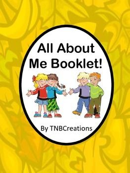 All About Me: This All About Me Booklet is a great way to get to know your students, get your year off to a great start, and save you time and money!   You will receive the following worksheets: a Picture of Me Worksheet, a My Information Worksheet, a My Birthday Worksheet, A 2-page Getting to Know Me Facts Worksheet, a My Family Worksheet, a Picture of My Family Worksheet, and a Getting to Know Me At School Worksheet.