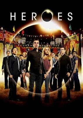 Heroes (2006) - Season 1 - Best TV Show Ever. Wish they would do the Book of Revelation that would be amazing.