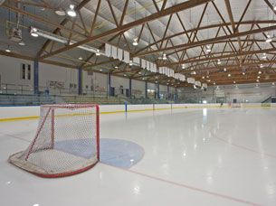 Stu Peppard ice rink, S.W. Calgary