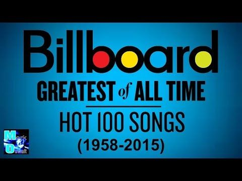 Billboard Hot 100 All-Time Top 100 Songs (1958-2015) [HD]