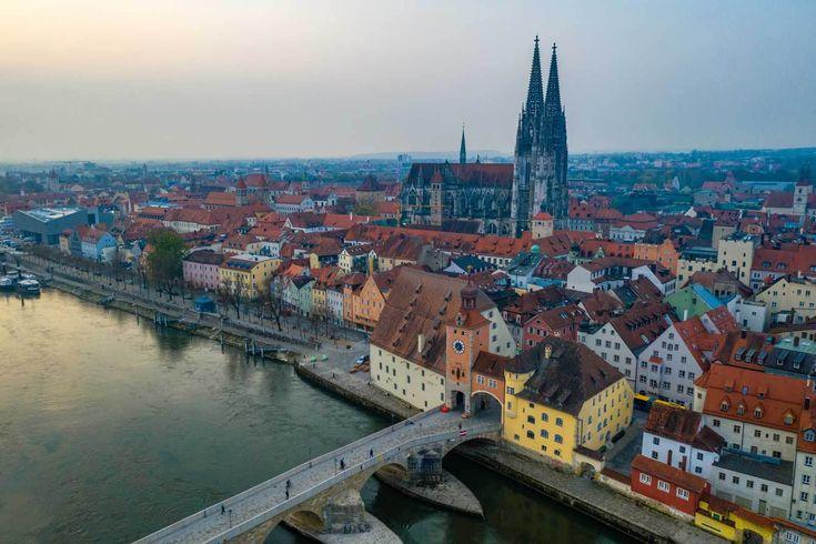 Deutschlands magische mittelalterliche Stadt: Alle Aktivitäten in Regensburg d96058cdc7091996a10b36f7a7fce094