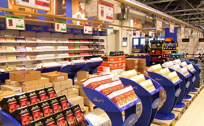 Werksverkauf in Aachen