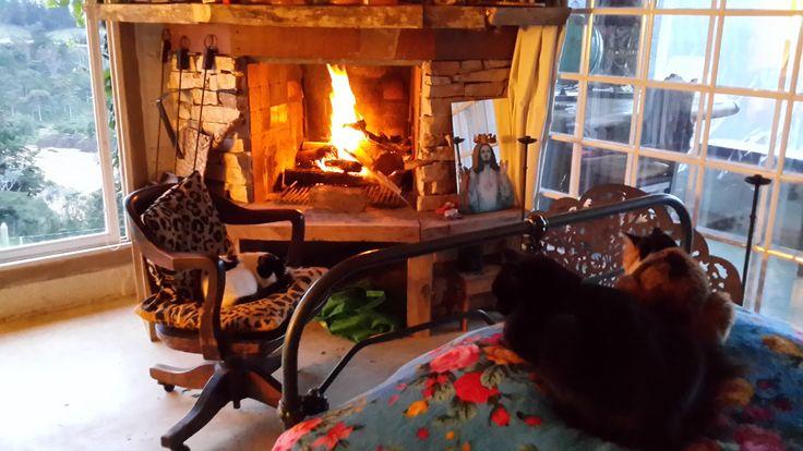 La chiquilata y el calor de hogar