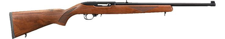 The most popular second step into shooting, the Ruger 10/22.  Reliable, accurate, and lightweight, and available at literally any gun store (except maybe in California or D.C.).  MSRP $379