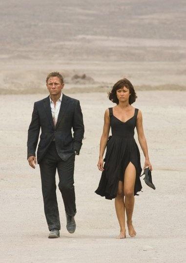 Olga Kurylenko - Portfolio. Les plus célèbres James Bond Girls - ParisMatch.com