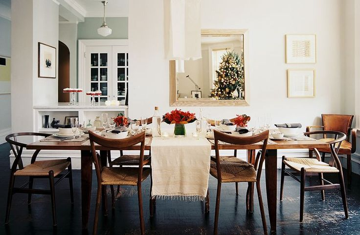 dinning room inspiration. Lonny Magazine Nov/Dec 2011 | Photography by Patrick Cline; Interior Design by Susan Becher