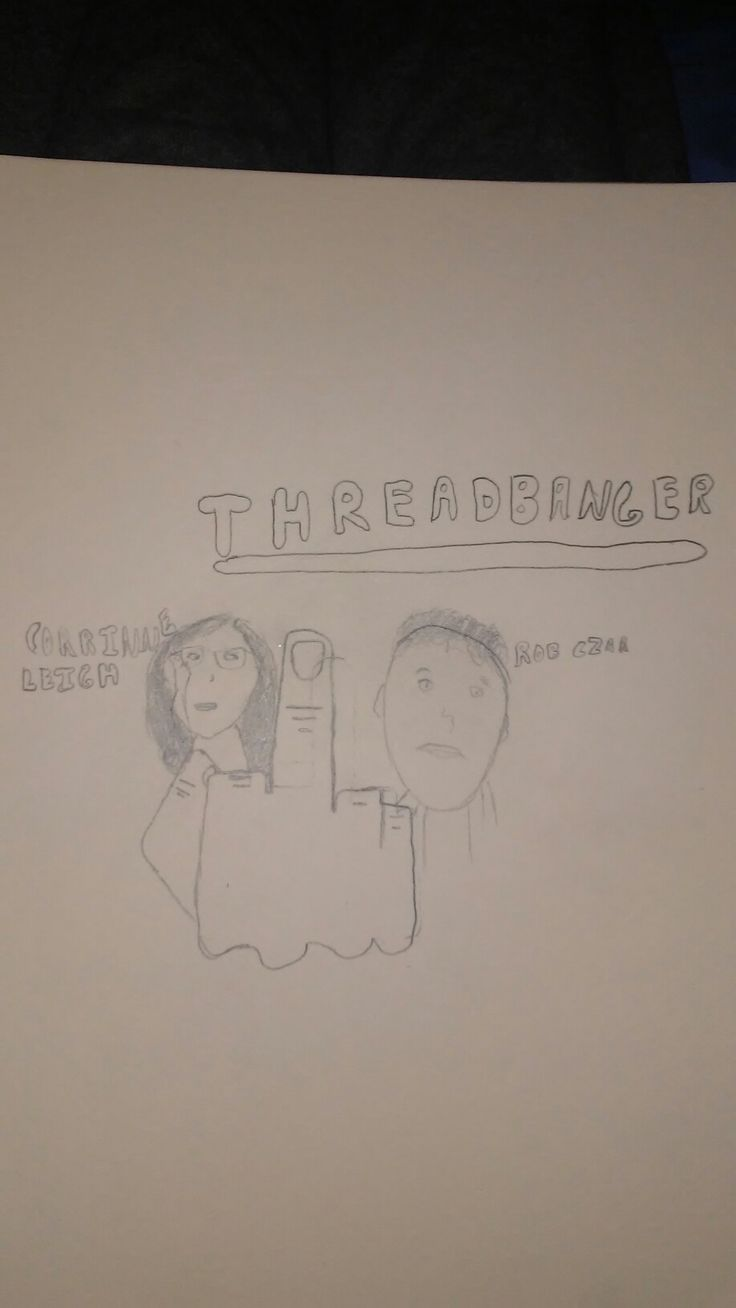 This is inspired by Rob Czar,Corinne Leigh and ThreadBangers YouTube channels.