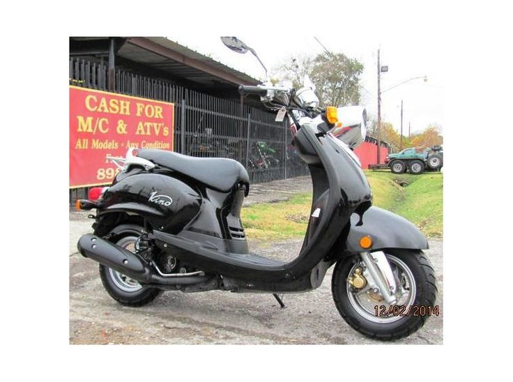 Necycle Sell 2008 #Yamaha #Vino 125 #scooter $1,450.00. This scooter is clean and runs good. Good for running around town. Come see at Northend Cycle 5560 Hwy 105 Beaumont, TX 77708 are call 409-898-7764. #used #Motorcycle #Parts and #Engines  Web: http://www.necycle.com Email: billy@necycle.com