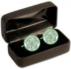 Celtic FC cufflinks