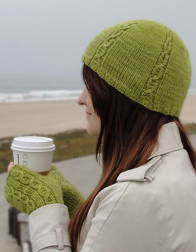 Ravelry: Give 'Em the Slip Hat pattern by Triona Murphy