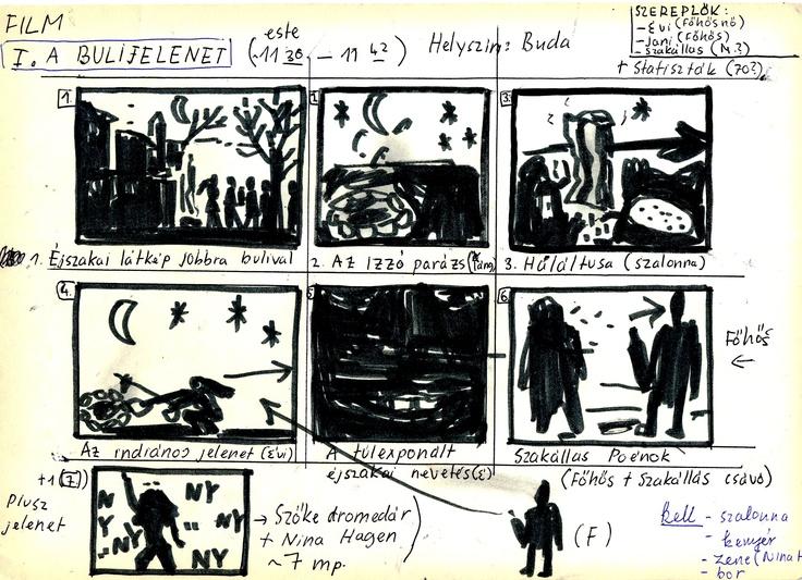 XIV. Assumptio 1984 augusztus 15. Mária mennybenetelének napja. Kerti mulatság, melyen Évi ha nem is a Mennybe száll, mint annak idején a Szűz Mária, de frankón eltűnik. Számos meglepetés, fordulat.  Nagytotál balról jobbra úszva mutatja a fent leírt éjszakai panorámát, melynek jobb sarkában –nem ráélesítve!– ott bizsereg a kerti mulatság. Amikor a kamera eléri a látkép déli csücskét, rásvenkel a kertre, ahol duma, tánc, piálás folyik. Az egyik terebélyes diófa alatt szalonnát sütnek…