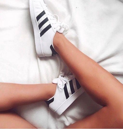 #adidas 'superstar' sneakers